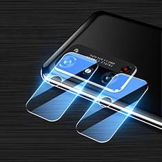 Protettiva della Fotocamera Vetro Temperato Proteggi Schermo C01 per Huawei Honor X10 Max 5G Chiaro