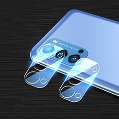 Protettiva della Fotocamera Vetro Temperato Proteggi Schermo C01 per Oppo Reno4 5G Chiaro