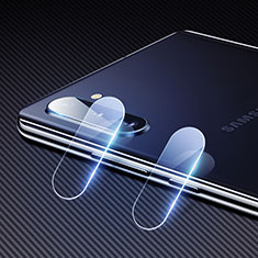 Protettiva della Fotocamera Vetro Temperato Proteggi Schermo C01 per Samsung Galaxy Note 10 5G Chiaro