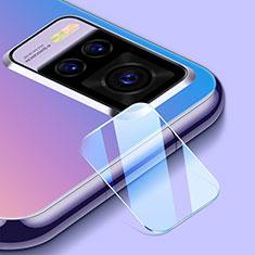 Protettiva della Fotocamera Vetro Temperato Proteggi Schermo C01 per Vivo V20 Pro 5G Chiaro
