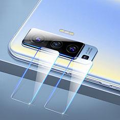 Protettiva della Fotocamera Vetro Temperato Proteggi Schermo C01 per Vivo X50 5G Chiaro