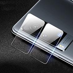Protettiva della Fotocamera Vetro Temperato Proteggi Schermo C01 per Vivo X60 Pro 5G Chiaro
