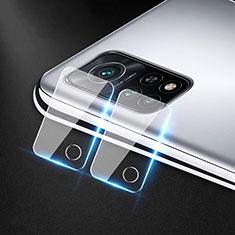 Protettiva della Fotocamera Vetro Temperato Proteggi Schermo C01 per Xiaomi Mi 10T Pro 5G Chiaro