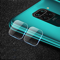 Protettiva della Fotocamera Vetro Temperato Proteggi Schermo C01 per Xiaomi Redmi Note 9 Chiaro