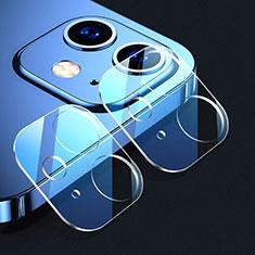 Protettiva della Fotocamera Vetro Temperato Proteggi Schermo C02 per Apple iPhone 12 Mini Chiaro
