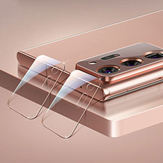 Protettiva della Fotocamera Vetro Temperato Proteggi Schermo C02 per Samsung Galaxy Note 20 Ultra 5G Chiaro