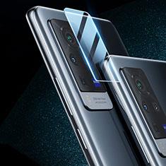 Protettiva della Fotocamera Vetro Temperato Proteggi Schermo C02 per Vivo X60 Pro 5G Chiaro