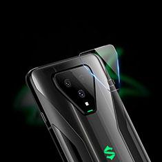 Protettiva della Fotocamera Vetro Temperato Proteggi Schermo C02 per Xiaomi Black Shark 3 Pro Chiaro