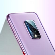 Protettiva della Fotocamera Vetro Temperato Proteggi Schermo C02 per Xiaomi Redmi Note 9 Pro Chiaro