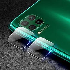 Protettiva della Fotocamera Vetro Temperato Proteggi Schermo C03 per Huawei P40 Lite Chiaro