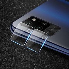 Protettiva della Fotocamera Vetro Temperato Proteggi Schermo per Huawei Honor Play4 Pro 5G Chiaro