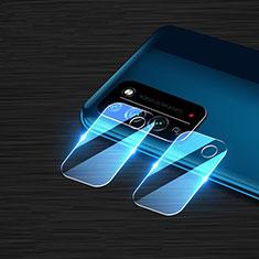 Protettiva della Fotocamera Vetro Temperato Proteggi Schermo per Huawei Honor X10 5G Chiaro