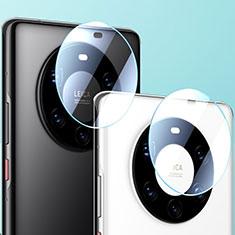 Protettiva della Fotocamera Vetro Temperato Proteggi Schermo per Huawei Mate 40 Pro Chiaro