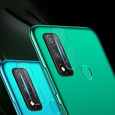 Protettiva della Fotocamera Vetro Temperato Proteggi Schermo per Huawei P Smart (2020) Chiaro