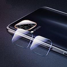 Protettiva della Fotocamera Vetro Temperato Proteggi Schermo per Huawei P40 Lite Chiaro