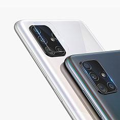 Protettiva della Fotocamera Vetro Temperato Proteggi Schermo per Samsung Galaxy A51 5G Chiaro