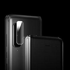 Protettiva della Fotocamera Vetro Temperato Proteggi Schermo per Samsung Galaxy Fold Chiaro
