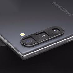 Protettiva della Fotocamera Vetro Temperato Proteggi Schermo per Samsung Galaxy Note 10 5G Nero