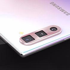 Protettiva della Fotocamera Vetro Temperato Proteggi Schermo per Samsung Galaxy Note 10 5G Oro Rosa