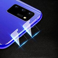 Protettiva della Fotocamera Vetro Temperato Proteggi Schermo per Samsung Galaxy Note 20 5G Chiaro