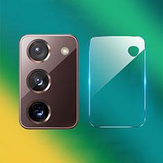 Protettiva della Fotocamera Vetro Temperato Proteggi Schermo per Samsung Galaxy Z Fold2 5G Chiaro