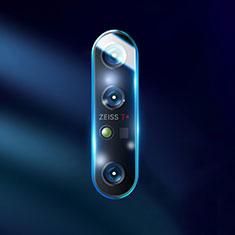 Protettiva della Fotocamera Vetro Temperato Proteggi Schermo per Sony Xperia 1 II Chiaro