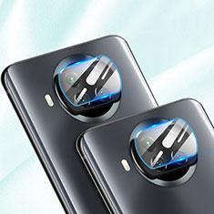 Protettiva della Fotocamera Vetro Temperato Proteggi Schermo per Xiaomi Mi 10T Lite 5G Chiaro