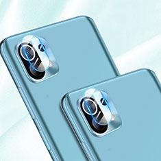 Protettiva della Fotocamera Vetro Temperato Proteggi Schermo per Xiaomi Mi 11 5G Chiaro