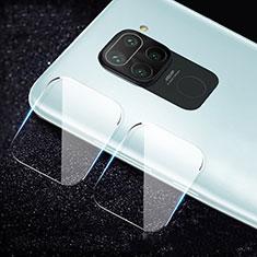 Protettiva della Fotocamera Vetro Temperato Proteggi Schermo per Xiaomi Redmi Note 9 Chiaro