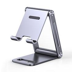 Sostegno Cellulari Supporto Smartphone Universale K03 per Samsung Galaxy Note 10 5G Grigio