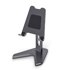 Sostegno Cellulari Supporto Smartphone Universale K12 per Samsung Galaxy Note 10 5G Nero