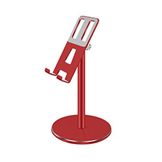 Sostegno Cellulari Supporto Smartphone Universale K26 per Xiaomi Mi 9T Pro Rosso
