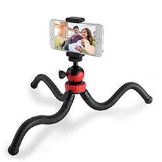 Sostegnotile Bluetooth Selfie Stick Tripode Allungabile Bastone Selfie Universale T01 per Xiaomi Redmi Note 7 Pro Nero