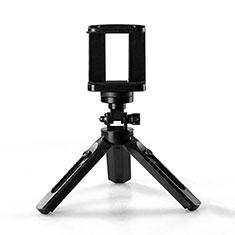 Sostegnotile Bluetooth Selfie Stick Tripode Allungabile Bastone Selfie Universale T02 per Xiaomi Poco X3 NFC Nero