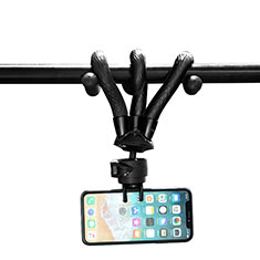 Sostegnotile Bluetooth Selfie Stick Tripode Allungabile Bastone Selfie Universale T03 per Xiaomi Poco X3 NFC Nero