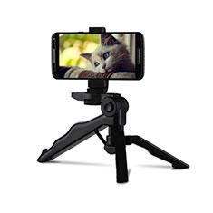 Sostegnotile Bluetooth Selfie Stick Tripode Allungabile Bastone Selfie Universale T06 per Xiaomi Poco X3 NFC Nero