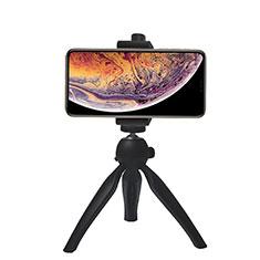 Sostegnotile Bluetooth Selfie Stick Tripode Allungabile Bastone Selfie Universale T07 per Xiaomi Poco X3 NFC Nero