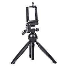 Sostegnotile Bluetooth Selfie Stick Tripode Allungabile Bastone Selfie Universale T08 per Xiaomi Poco X3 NFC Nero
