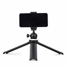 Sostegnotile Bluetooth Selfie Stick Tripode Allungabile Bastone Selfie Universale T14 per Xiaomi Redmi Note 7 Pro Nero