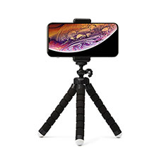 Sostegnotile Bluetooth Selfie Stick Tripode Allungabile Bastone Selfie Universale T16 per Xiaomi Poco X3 NFC Nero
