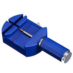 Strumento Rimosso per Cinturino Braccialetto Orologio per Apple iWatch 5 44mm Blu