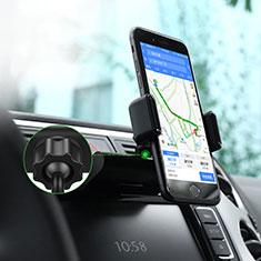 Supporto Cellulare Auto Lettore CD Universale Z01 Nero
