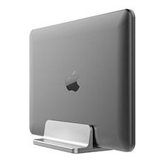 Supporto Computer Sostegnotile Notebook Universale T05 per Huawei MateBook 13 (2020) Argento