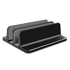 Supporto Computer Sostegnotile Notebook Universale T06 per Huawei MateBook D15 (2020) 15.6 Nero