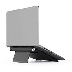 Supporto Computer Sostegnotile Notebook Universale T11 per Huawei MateBook D15 (2020) 15.6 Nero