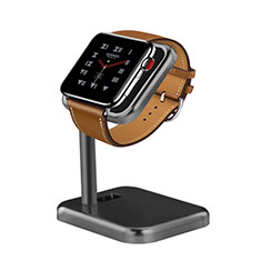 Supporto Di Ricarica Stand Docking Station per Apple iWatch 2 38mm Grigio