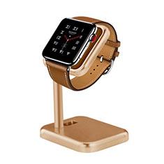 Supporto Di Ricarica Stand Docking Station per Apple iWatch 4 40mm Oro
