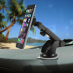 Supporto Magnetico Smartphone Da Auto Universale S02 per LG K62 Argento