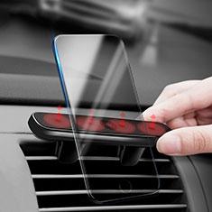 Supporto Magnetico Sostegno Da Auto Bocchette Aria Universale C03 per Apple iPhone 11 Pro Nero