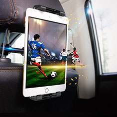 Supporto Sostegno Auto Sedile Posteriore Supporto Tablet PC Universale B01 per Samsung Galaxy Note 10.1 2014 SM-P600 Nero